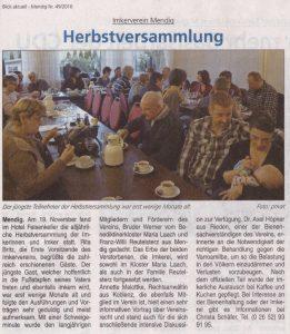161207 Blick aktuell HV